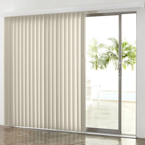 Blinds - Vertical White - CR NO