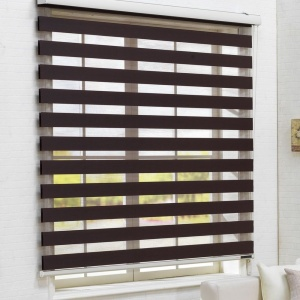 Roller Blind Zebra Shade Custom Vertical Devider Curtain with measurements 1000 X 999